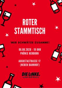 Roter Stammtisch Herborn @ Phönix Herborn